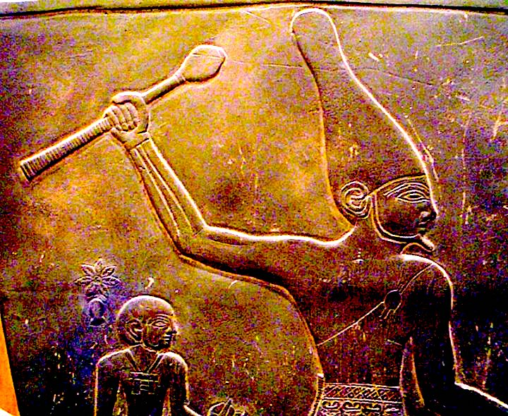 narmer_with_white_crown
