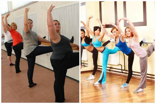 Varice și cursuri de dans
