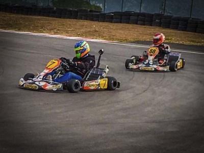 Karters racing
