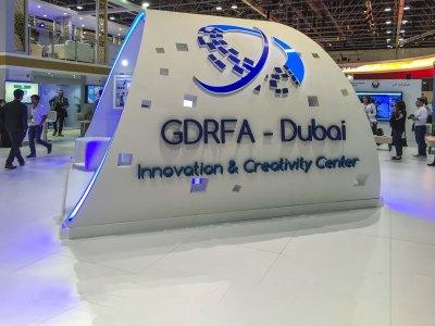 360VR GDRFA Gitex