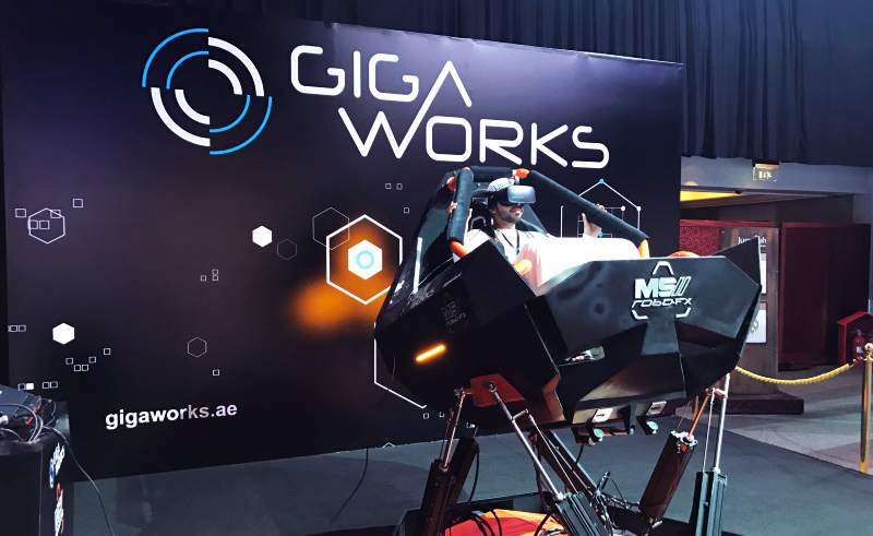 Dubai TV Interview Giga Works