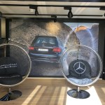VR activation Mercedes GLS500 Test Drive
