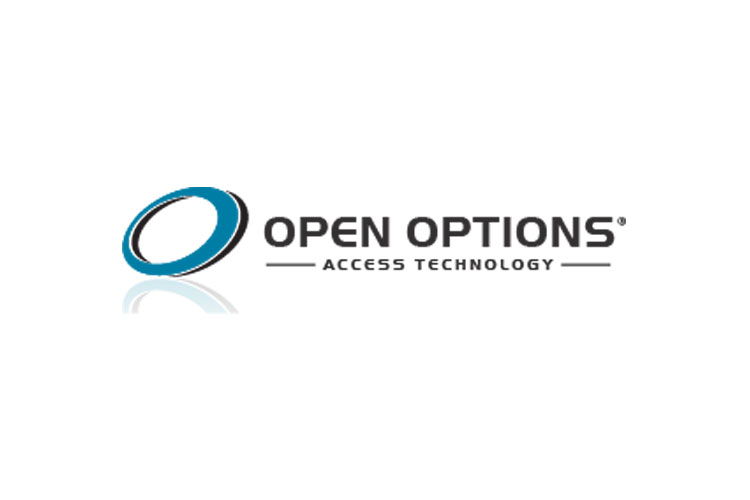 open options for access control solution