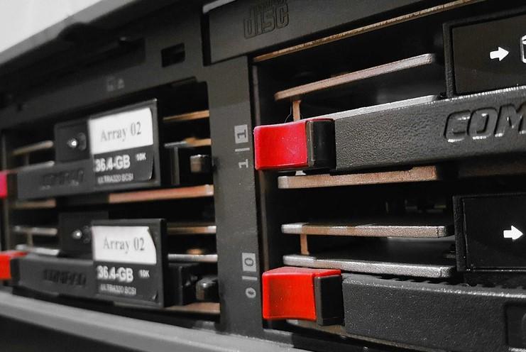 ransomware server shut down company