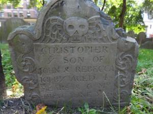 Mysteriöse Gräber mitten in Boston. Von scheinbar wichtigen Persönlichkeiten!