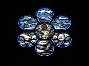 Die Kirchenfenster der Andrews Universtität...