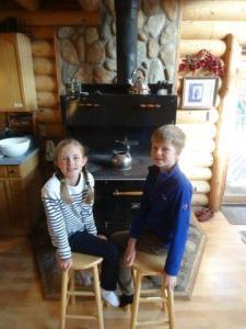 Zu Besuch bei Familie Nebblett...