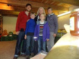 In Frankreich bei Familie Bösiger...