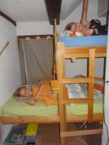 """es gibt ein paar """"spitze"""" Zungen die unsere kleine Bleibe hier als eine Halbzimmer Wohnung bezeichnen... :-) Aber sie ist super!!!"""