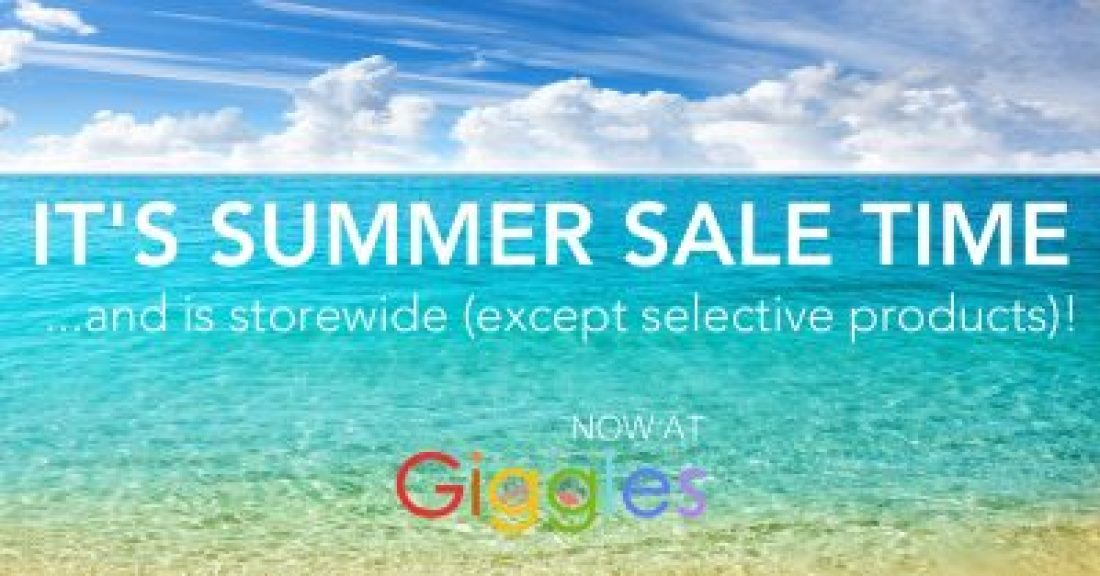 Giggles Baby 2019 Summer Sale