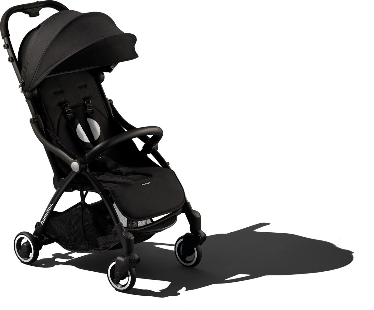 Hamilton - One Prime Stroller X1 - Giggles Baby