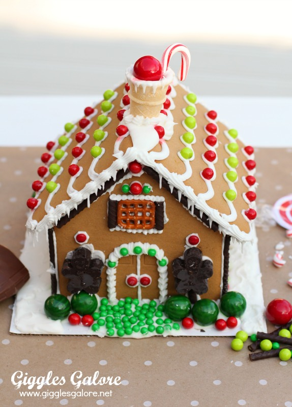 Gingerbread House Ideas For Decorating House Interior