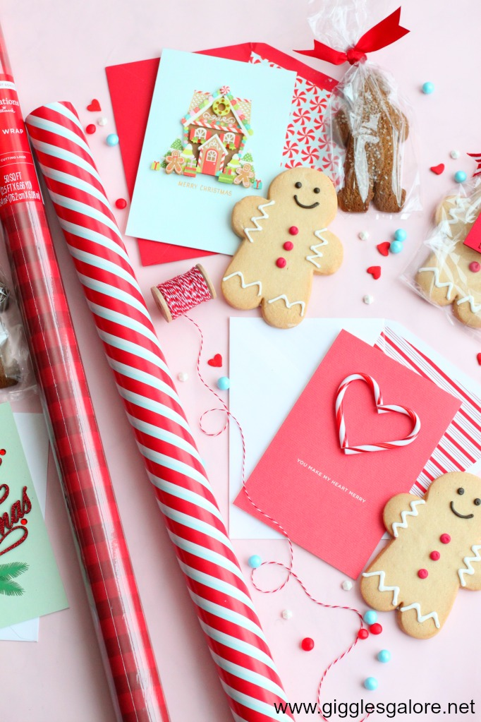 Sweet Holiday Themed Gifts With Hallmark Giggles Galore