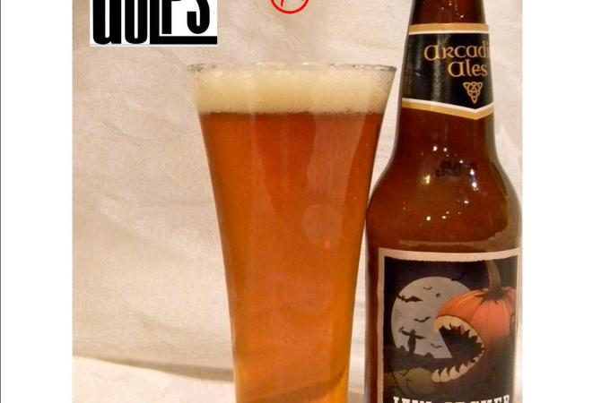 Malt Monday's Beer Review of the Week: Jaw-Jacker Spiced Ale