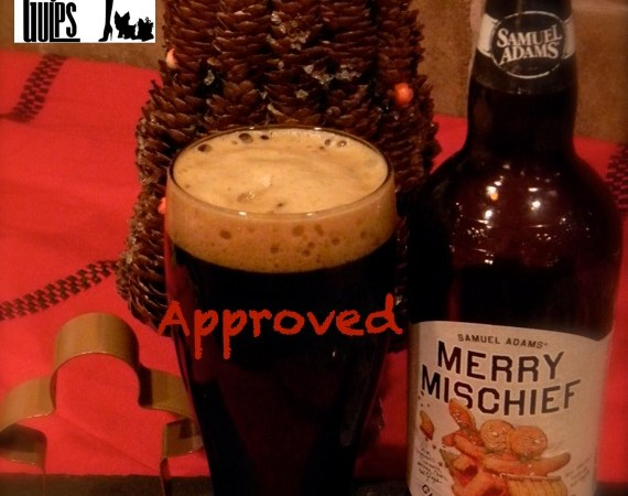 Malt Monday's Beer Review of the Week:  Samuel Adams Merry Mischief