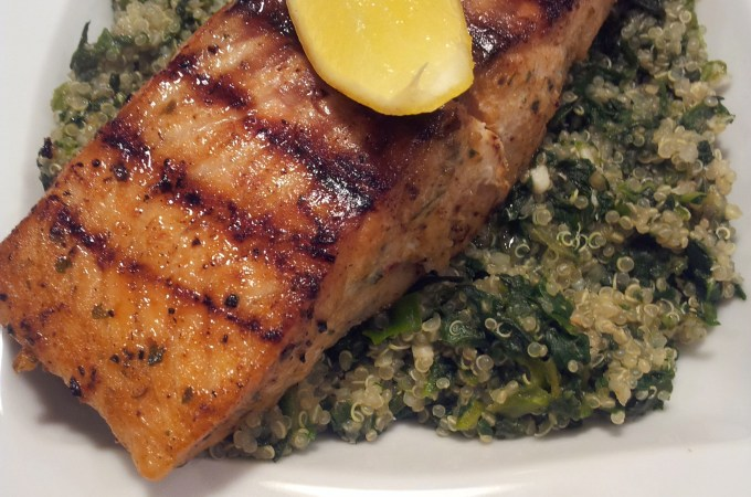 How to Grill Fish Indoors