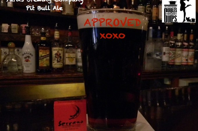 Malt Monday Beer Review of the Week Yard's Brewing Company's Pitbull Ale