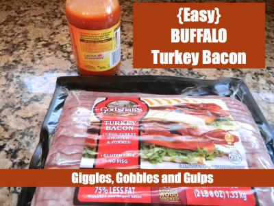 Buffalo Turkey Bacon