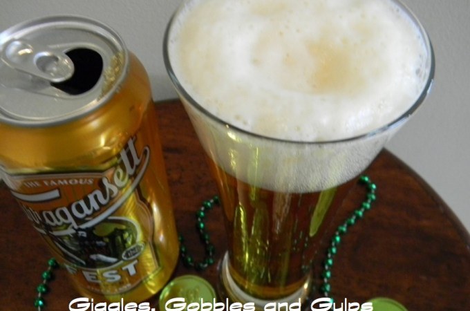 Malt Monday Beer Review of the Week: Narragansett Fest Lager