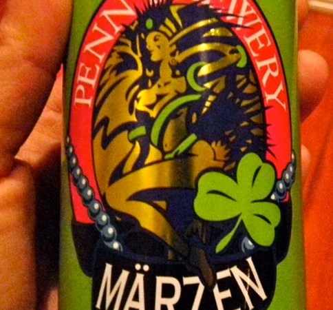 Malt Monday Beer Review of the Week: Penn Brewery Märzen