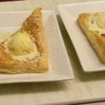The dessert (before)