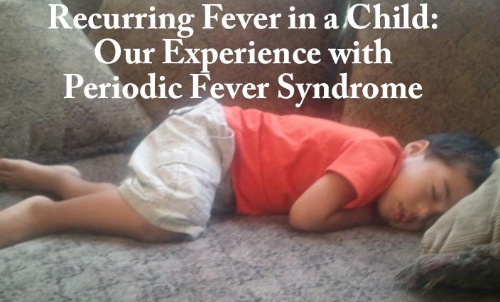 periodic fever syndrome