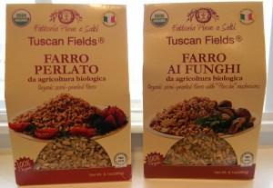 Tuscan field farro
