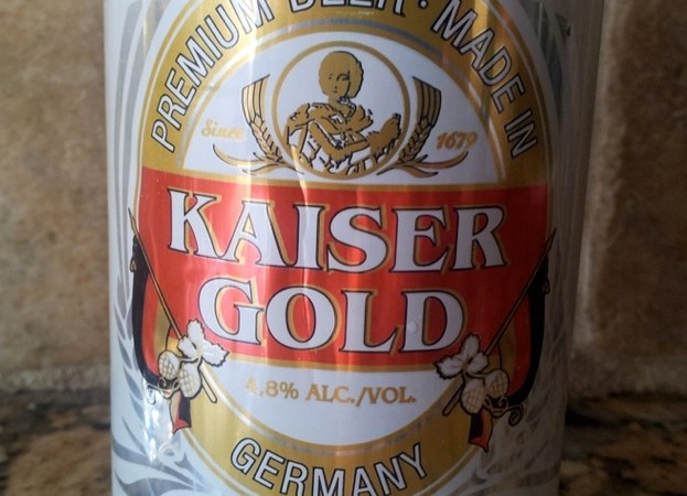Malt Monday Beer Review of the Week: Kaiser Gold