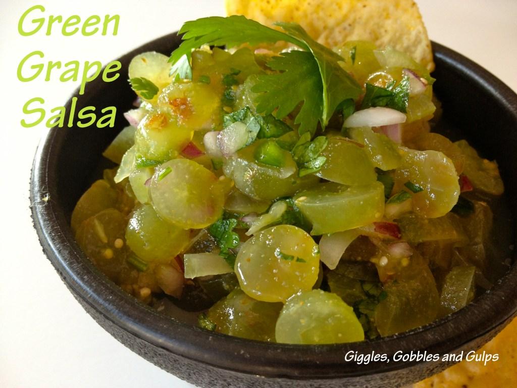 green grape salsa
