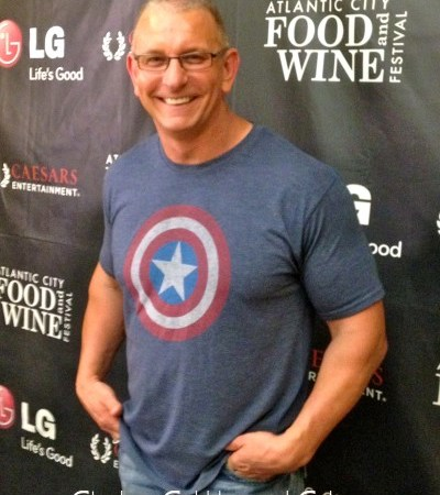 Nothing is Impossible:  Chef Robert Irvine