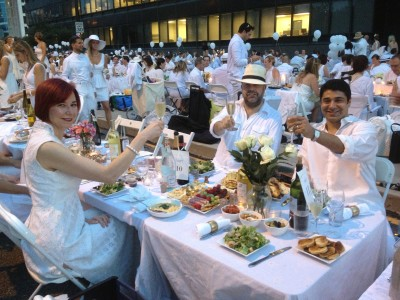 Thank you Diner en Blanc Philadelphia 2013!