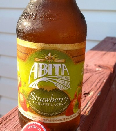 Malt Monday Beer Review of the Week:  Abita Strawberry Harvest Lager