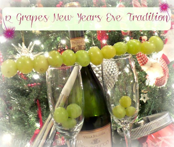 12 Grapes New Years Eve Tradition