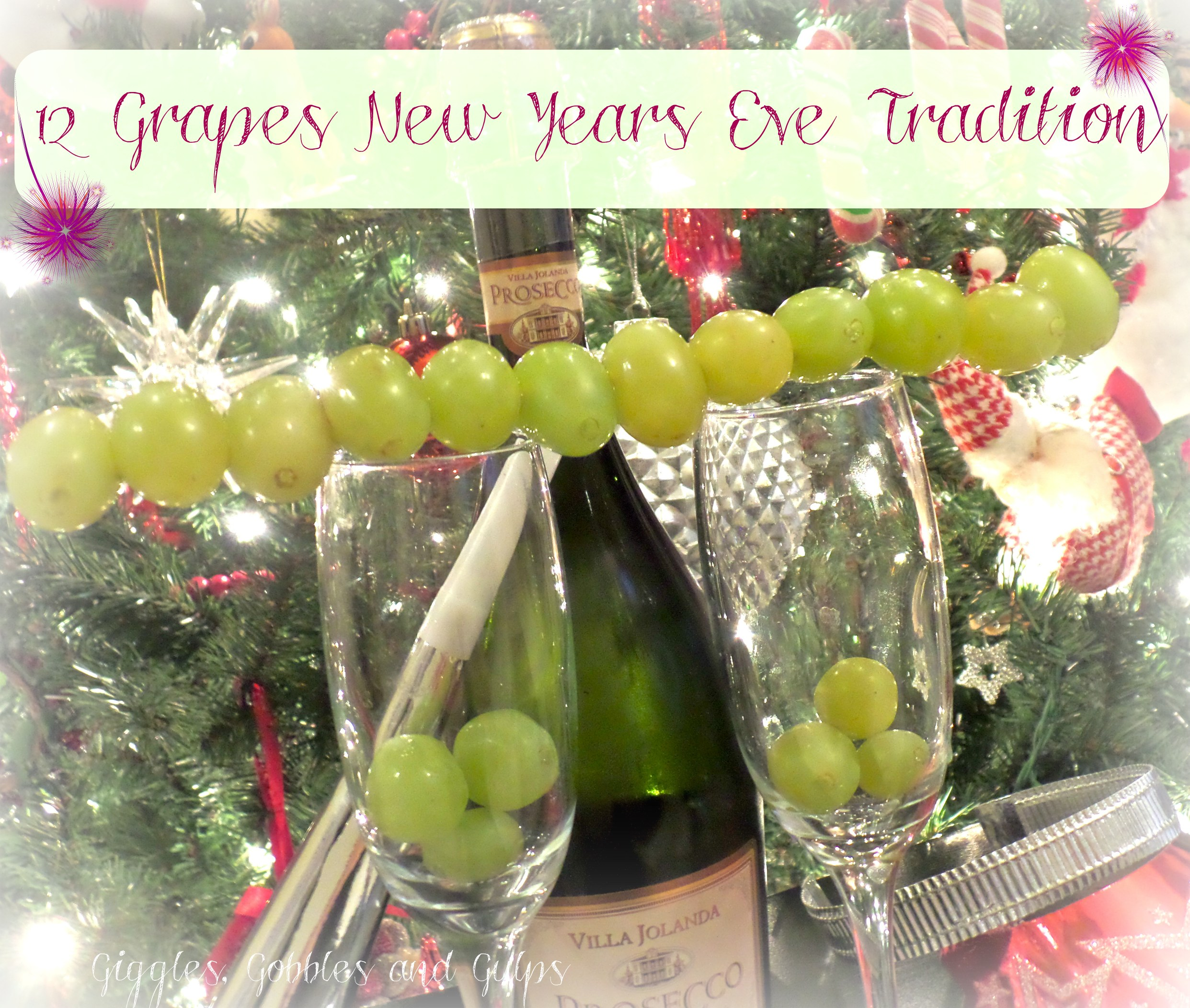 Romantic Things To Do On New Years Eve: 12 Grapes New Years Eve Tradition