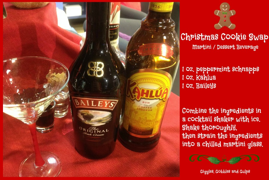 Christmas Alcoholic Drinks.Easy Holiday Mixed Drink Recipes Giggles Gobbles And Gulps
