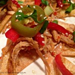 Big Game Food – Asian Wonton Nachos