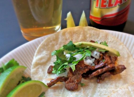 Steak Enchilada Tacos Recipe
