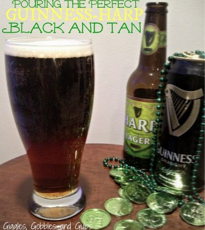 Malt Mondays: How to Pour the Perfect Guinness Harp Black and Tan