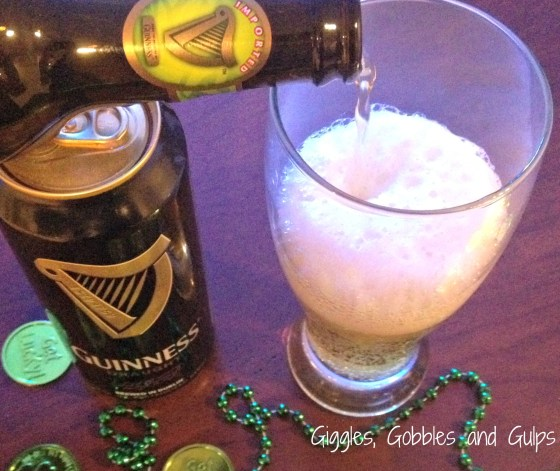 guinness harp black and tan