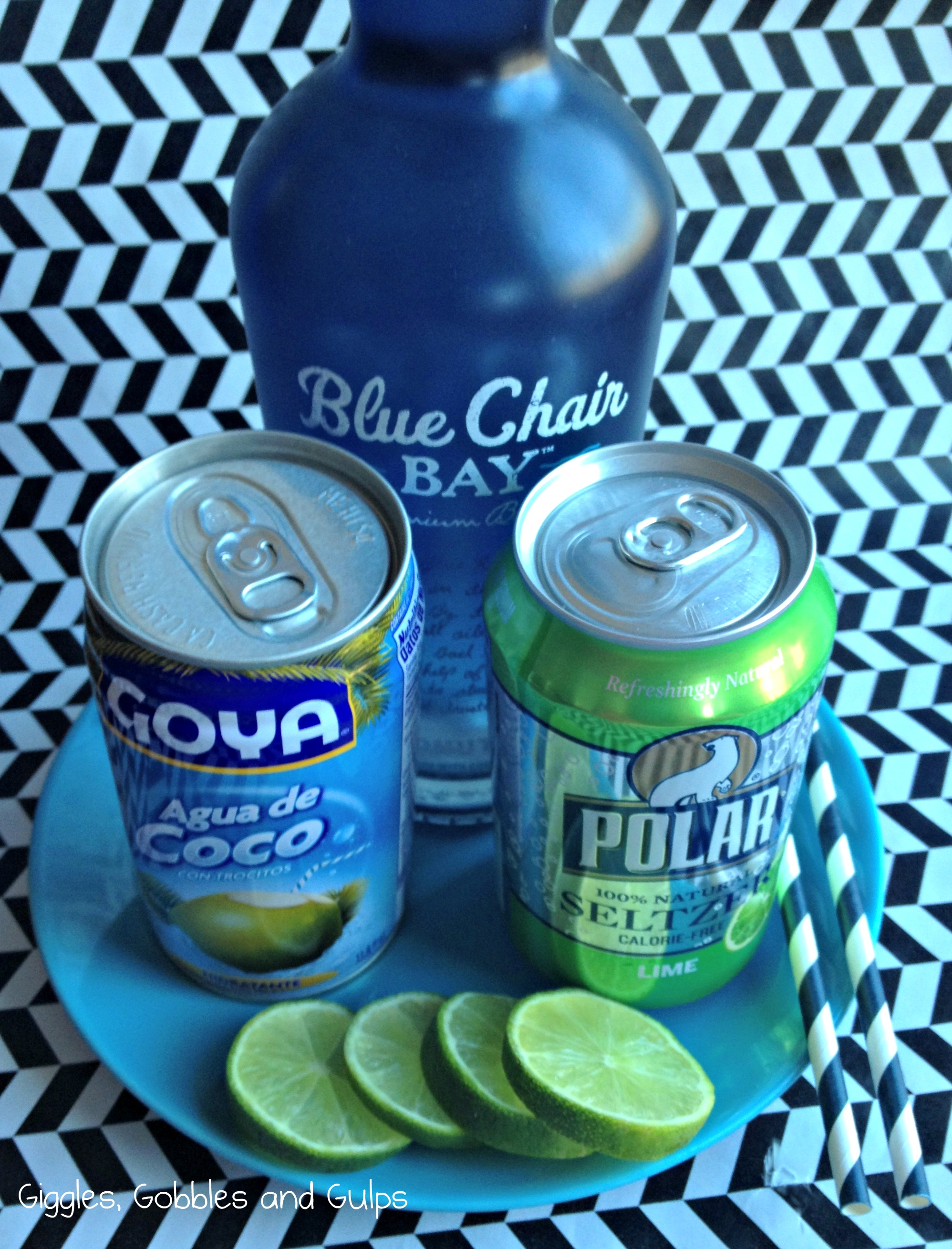 Blue Chair Bay Coconut Rum Coconut Lime Cooler W Blue Chair Bay Rum Giggles
