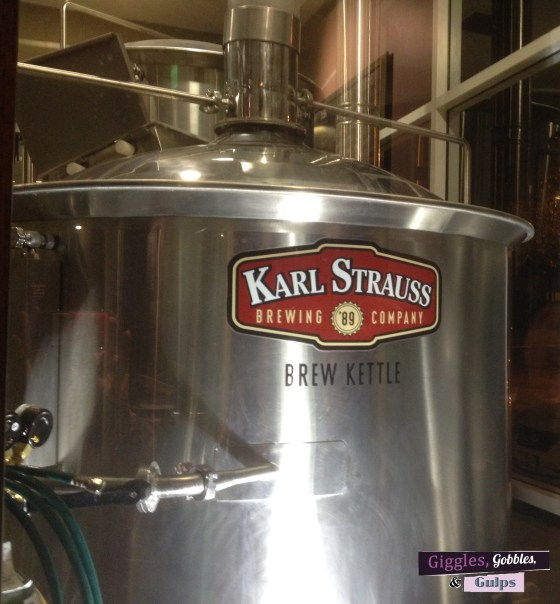 Karl Strauss Brewing Company in Carlsbad, CA