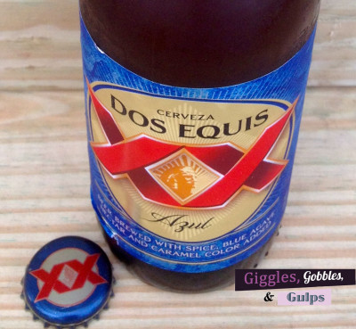 Malt Monday Beer Review of the Week: Dos Equis Azul