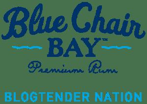 Blue Chair Bay Blogtender Nation Badge