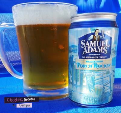 Malt Monday Beer Review of the Week:  Samuel Adams Porch Rocker