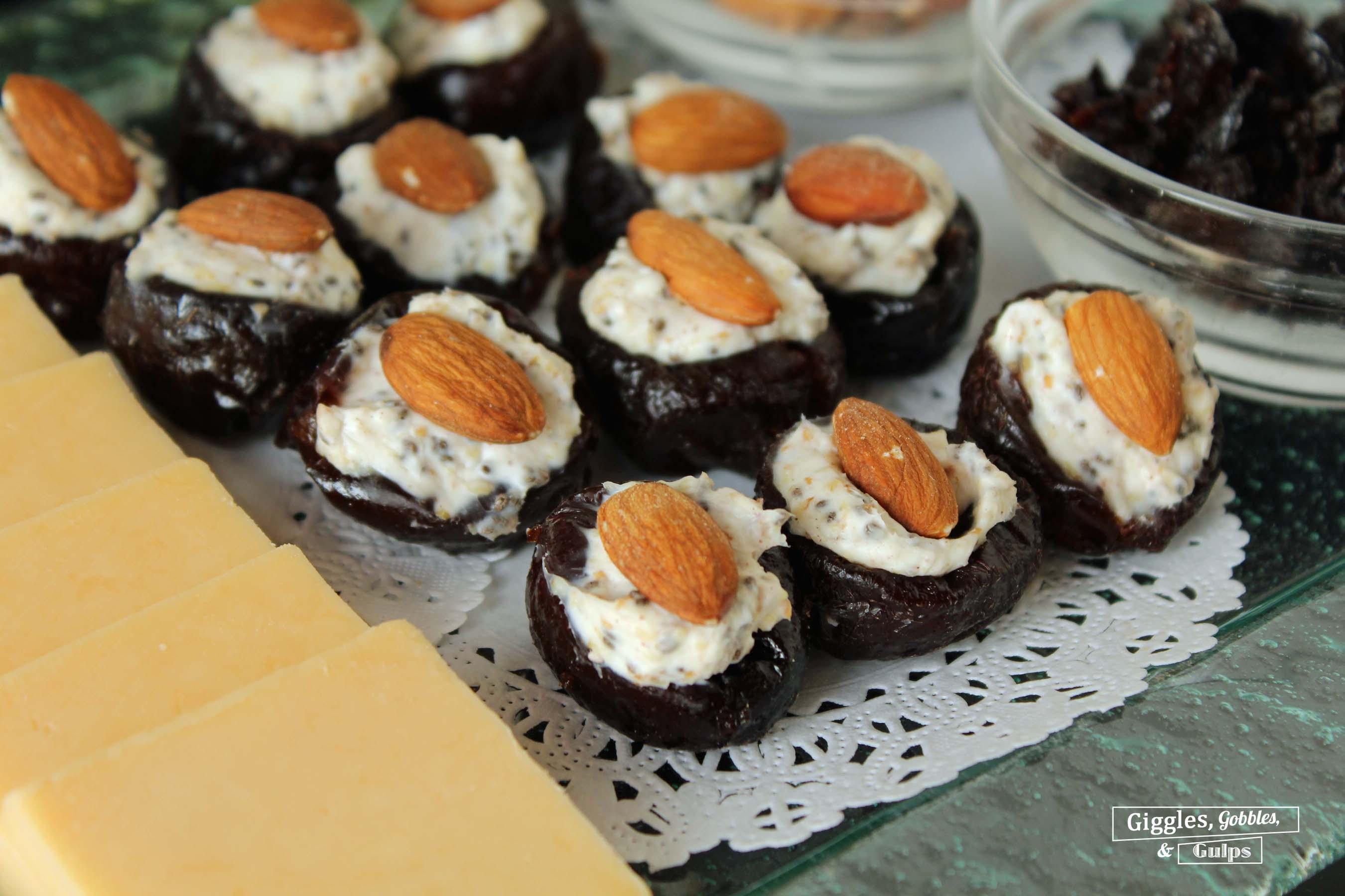 cream cheese stuffed prunes2