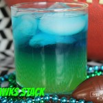 """Seahawks Stack – """"Big Game"""" Cocktail"""