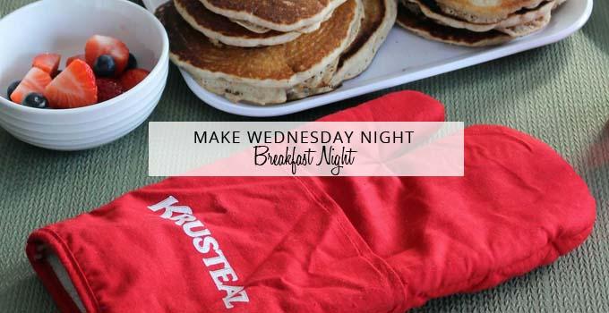 Make Wednesday Night Breakfast Night