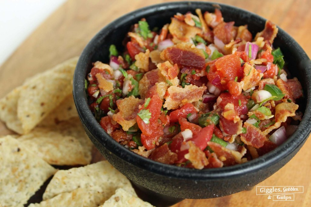 Bacon Salsa GGG