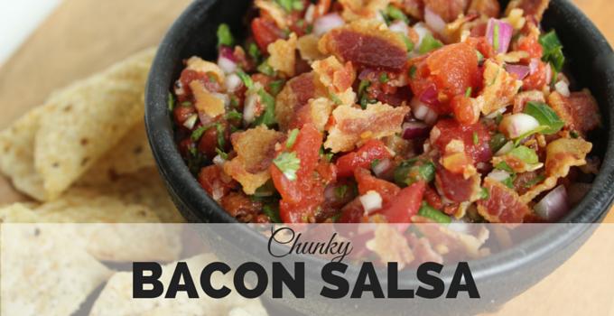 Chunky Bacon Salsa Recipe