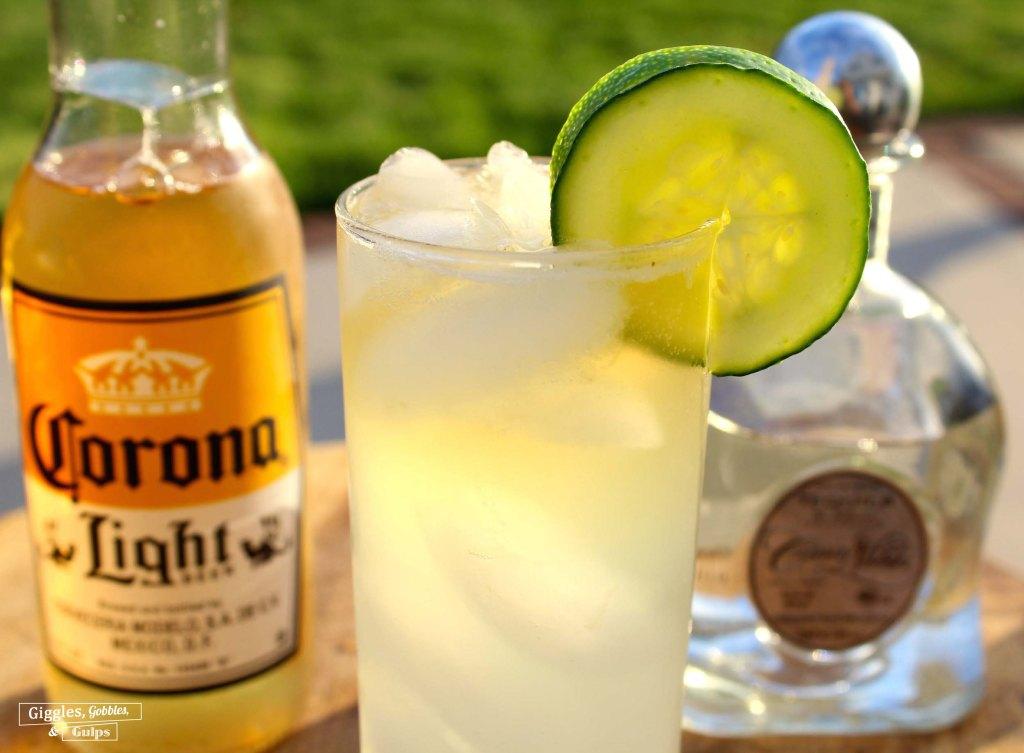 cucumber beer cocktail